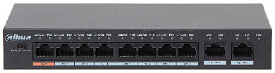 Dahua mrežni prekidač PFS3010-8ET-96