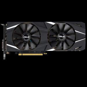 Grafička kartica ASUS GeForce RTX 2060 Dual OC, 6GB GDDR6, PCI-E 3.0