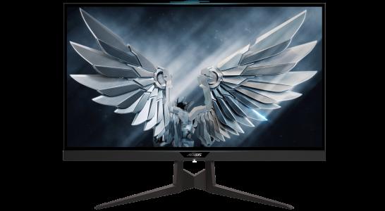 GIGABYTE AORUS FI27Q-P 27 '' gamerski IPS monitor, 2560 x 1440, 1ms, 165Hz, HDR, RGB