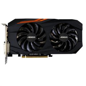 GIGABYTE Radeon RX 570 Aorus 4G, 4 GB GDDR5, PCI-E 3.0
