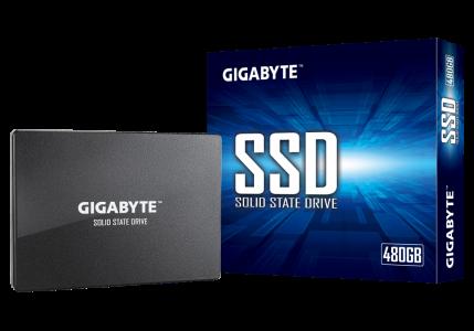 """GIGABYTE SSD NAND 480GB SATA3 2.5 """"disk"""