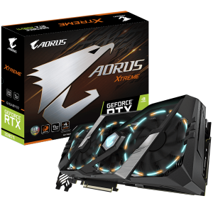 Grafička kartica GIGABYTE GeForce RTX 2080 Ti AORUS Extreme 11G, 11GB GDDR6, PCI-E 3.0