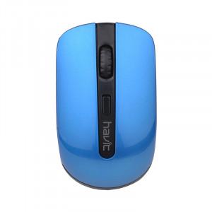 HAVIT bežični optički miš HV-MS989GT - crni / plavi