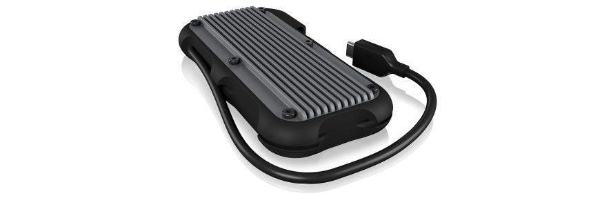 Icybox USB-C 3.1 kućište za M.2 NVMe SSD
