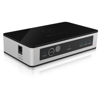 Icybox 3 u 1 HDMI automatski daljinski prekidač