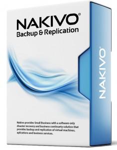 Naked licenca - VM backup softver