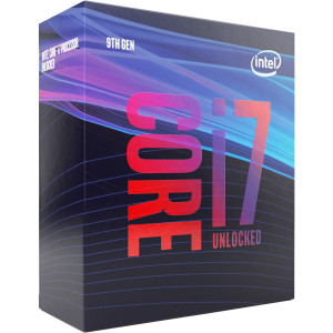 Intel Core i7-9700K 4.9GHz Turbo otključan LGA1151 300 Series 95W procesor