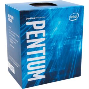 Intel Pentium G5500 BOX procesor, kava jezero