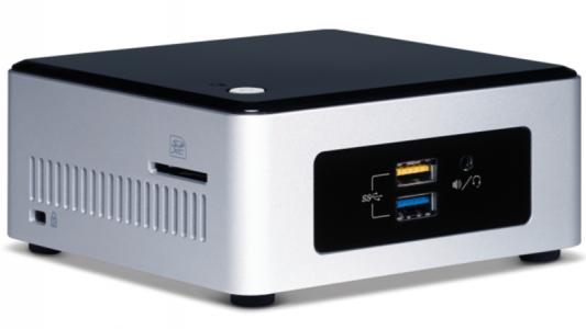 """Intel NUC Kit Celeron NUC5CPYH 2,5 """""""