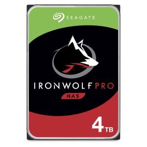 Seagate NAS tvrdi disk 4TB 7200 256MB SATA3 IronWolf PRO