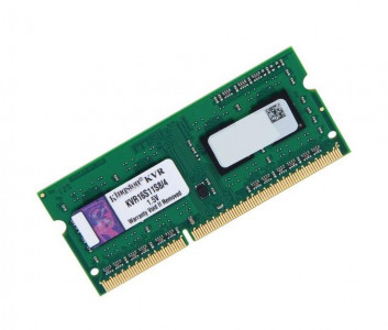 Kingston 4GB DDR3-1600MHz SODIMM PC3-12800 CL11, 1.5V