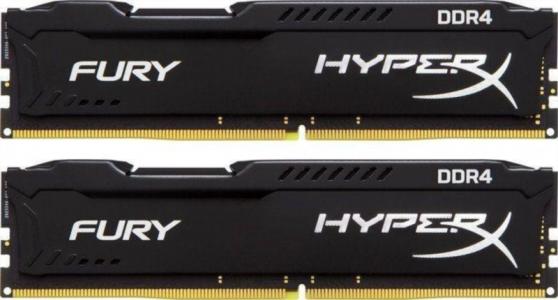 KINGSTON HyperX Fury 8GB (2x 4GB) 2133 DDR4 CL14 1.2V Black serija