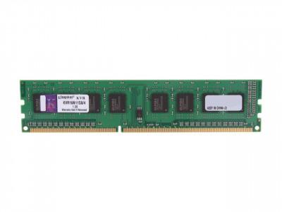 Kingston 4GB DDR3-1600MHz DIMM PC3-12800 CL11, 1.5V