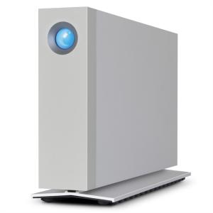 LaCie 10TB d2 Thunderbolt3 & USB 3.1 Tip C [7200] (Enterprise HDD)