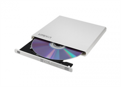 Liteon EBAU108 DVD-RW 8X USB tanki vanjski plamenik, bijeli