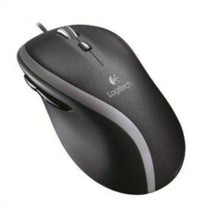 Logitech M500 žična laserska miška USB