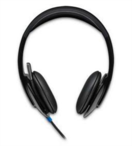 Logitech USB Headset H540 slušalke z mikrofonom
