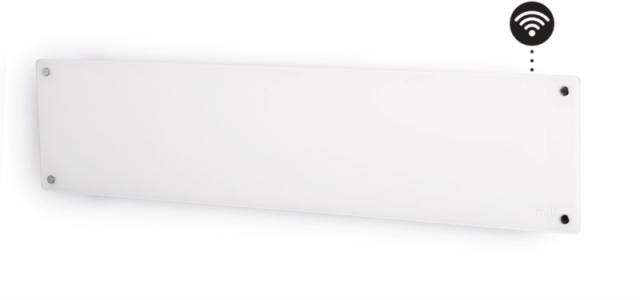 Mlinski radijator 800W WIFI staklo niskog profila