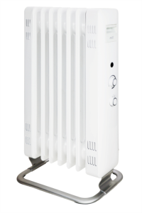 Radijator mlaza 1500W bijelo