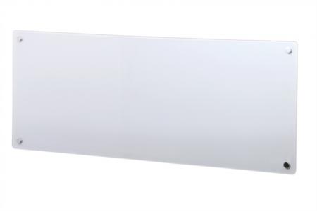 Grijač panela od 1200W sivog stakla
