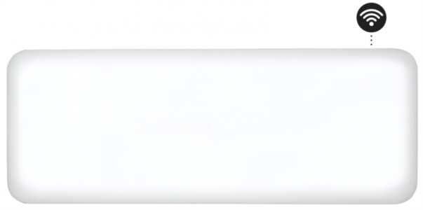 MILL zidni radijator 1200W + WiFi