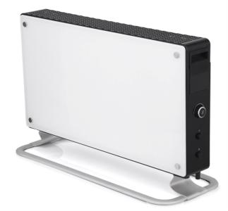 Mehanički konvektorski radijator na staklu je 2000w LED