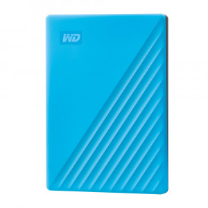 WD Moja putovnica 2TB USB 3.0, plava