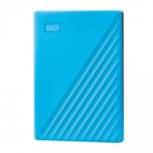 WD Moja putovnica 4TB USB 3.0, plava