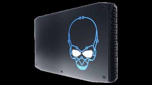 Intel NUC Kit i7 NUC8I7HNK računalo s Radeon RX Vega GH grafikom