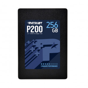 "Patriot P200 256GB SSD SATA 3 2,5 """