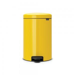 Košarica Brabantia za smeće 20L žuta