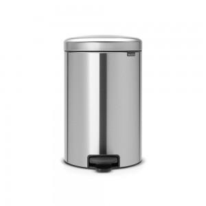 Košarica Brabantia za smeće od 20 l mat metala