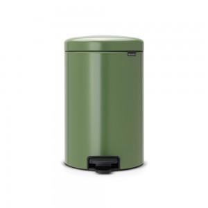 Košarica Brabantia za smeće 20L zelena