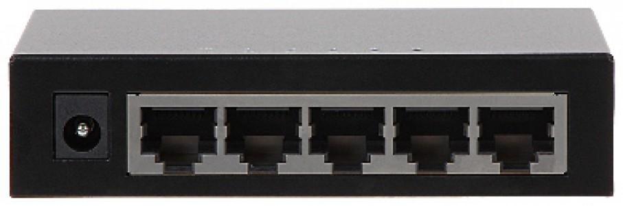 Dahua mrežni prekidač PFS3005-5GT