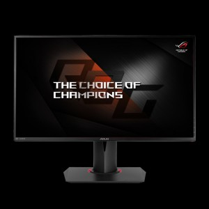 ASUS PG278QR 27 '' ROG SWIFT Gaming WQHD monitor, 2560 x 1440, 1ms, 165Hz, DisplayPort, USB3.0
