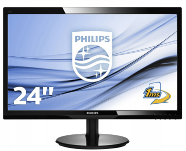 "Philips 246V5LHAB 24"" monitor"