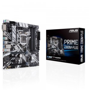 ASUS PRIME Z390M-PLUS, DDR4, SATA3, USB3.1Gen2, HDMI, LGA1151 mATX