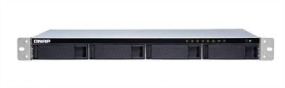 QNAP TS-431XEU-2G NAS 4x HDD