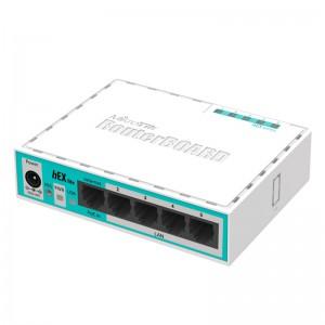 MicroTik hEX lite (RB750r2)