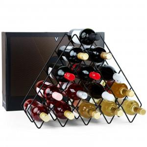 VonShef stalak za vino 15 boca