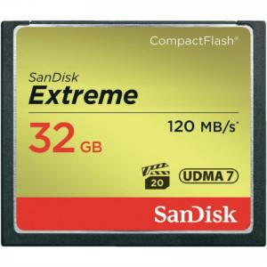 SanDisk 32GB kompaktna bljeskalica ekstremna