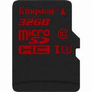 KINGSTON microSDHC / SDXC UHS-I U3