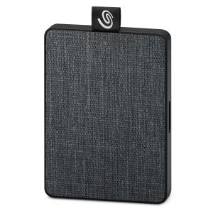 SEAGATE 1TB SSD USB 3.0. Crno sa jednim dodirom