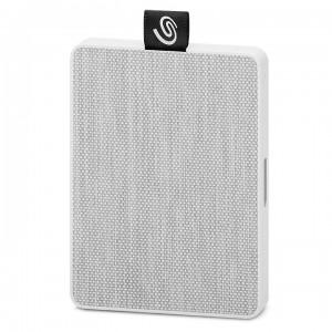 SEAGATE 500GB SSD USB 3.0. Bijeli je jedan dodir
