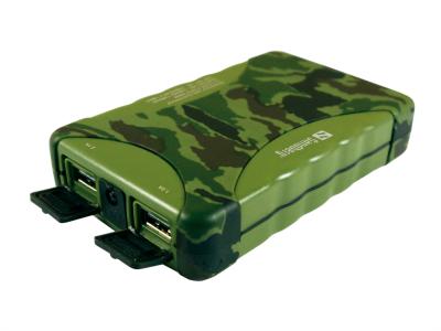 Sandberg Outdoor Powerbank 10.400 mAh prijenosna baterija