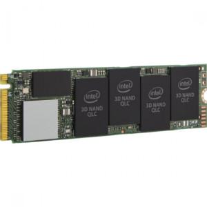 Intel SSD 660p serije 512 GB NVMe M.2 pogon