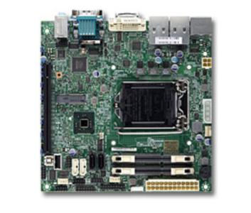 Supermicro X10SLV mini-ITX temeljna ploča