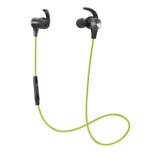 Prijenosni BLT sportske slušalice TT-BH07 TaoTronics Zelena