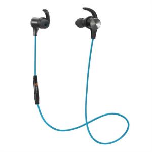 TaoTronics Prijenosni BLT sportske slušalice TT-BH07 plava