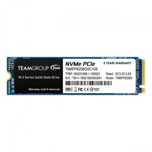 Teamgroup 256GB M.2 NVMe SSD MP33 3D NAND 2280